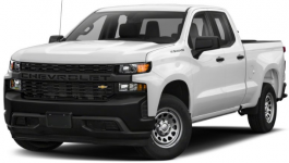 Chevrolet Silverado 1500 RST Double Cab Long Bed 4WD 2019