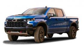 Chevrolet Silverado 1500 Work Truck 2022