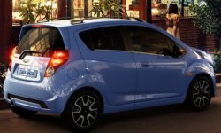 Chevrolet Spark Base 1.0 w/ Alloy Rims