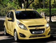 Chevrolet Spark Base 1.0 w/ Steel Rims