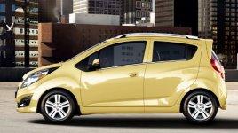 Chevrolet Spark LS 1.0