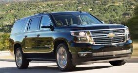 Chevrolet Suburban LS Driver Alert 8.3 Pwr Pedals