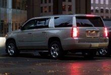 Chevrolet Suburban LT SR Nav 20 Bkt Sts DVD