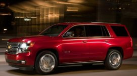 Chevrolet Tahoe LS 2WD Drvr Alert