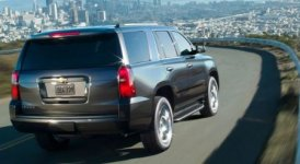 Chevrolet Tahoe LT S/R Bench Sts