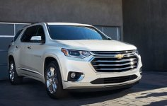 Chevrolet Traverse High Country 2022