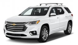 Chevrolet Traverse LT Leather 2021