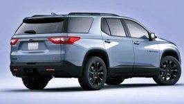 Chevrolet Traverse Premier 2022