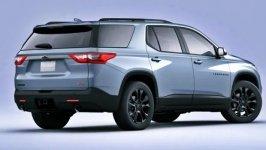 Chevrolet Traverse Premier AWD 2022