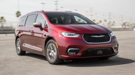 Chrysler Pacifica Hybrid Limited 2023