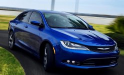 Chrysler 200C 3.6L Limited