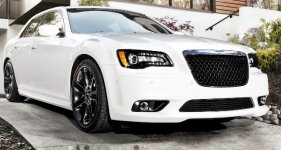 Chrysler 300C 6.4L SRT