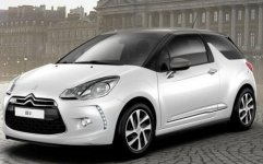 Citroen DS3 So Chic