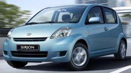 Daihatsu Sirion 1.5L