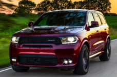 Dodge Durango SRT 2019