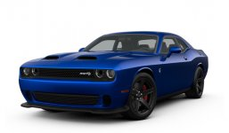 Dodge Challenger SRT Hellcat 2022