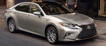 Lexus ES-Series 250 Platinum 2017