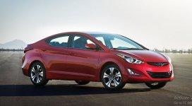 Hyundai Elantra 1.8 Base