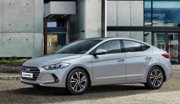 Hyundai Elantra Nu MPI