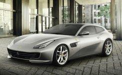 Ferrari GTC4 Lusso 2020