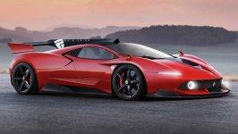 Ferrari LaFerrari 2021