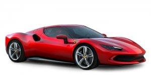 Ferrari 296 GTB Coupe 2022
