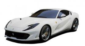 Ferrari 812 Superfast 2022