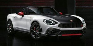 Fiat 124 Spider Abarth Convertible 2020