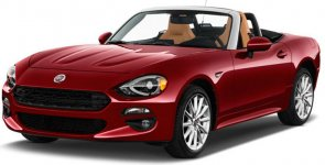 Fiat 124 Spider Lusso Convertible 2019