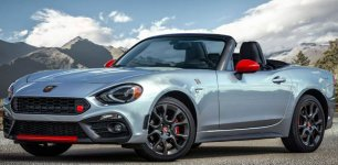 Fiat 124 Spider Urbana Edition Convertible 2020