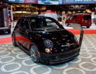 Fiat 500 Abarth (auto) 2018