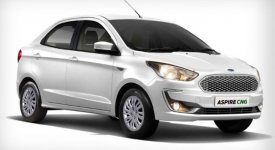Ford Aspire 1.2 Trend Plus CNG 2019