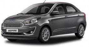 Ford Aspire 1.5 Titanium D 2019