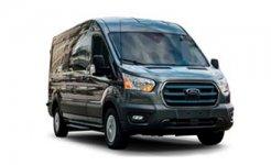 Ford Transit EV 2022