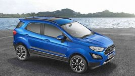 Ford EcoSport 1.5 Diesel Titanium 2019