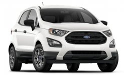 Ford EcoSport S AWD 2019