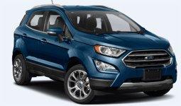 Ford EcoSport Titanium 4WD 2020