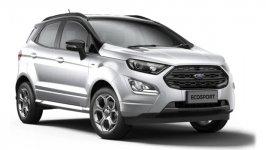 Ford EcoSport Titanium 4WD 2021