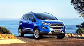 Ford EcoSport Trend P 2019