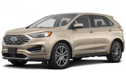 Ford Edge Titanium AWD 2020