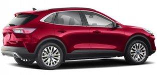 Ford Escape Titanium Hybrid FWD 2020
