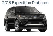 Ford Expedition Platinum 2018