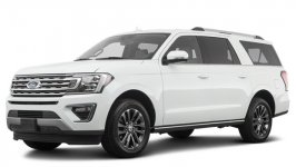 Ford Expedition King Ranch MAX 2020