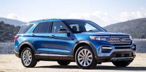 Ford Explorer Hybrid 2020