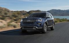 Ford Explorer XLT EcoBoost AWD 2019