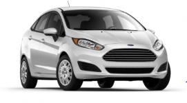 Ford Fiesta S Sedan 2019