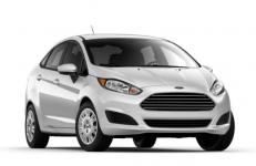 Ford Fiesta S Sedan