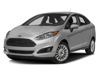 Ford Fiesta Titanium Sedan 2018