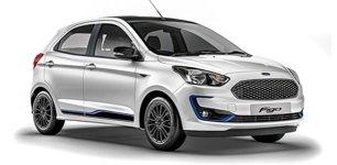 Ford Figo 1.2 Titanium Blu 2019
