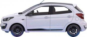 Ford Figo 1.5 Titanium AT 2019